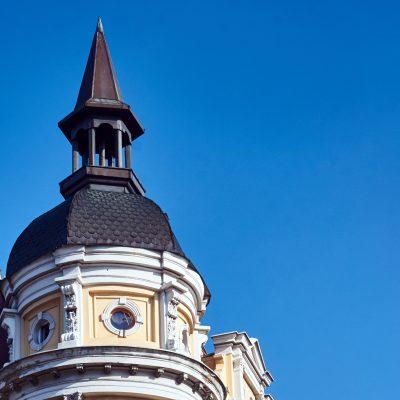 Liebevoll erhaltene Villen mit  Jugendstil-Fassaden prägen das Veedel
